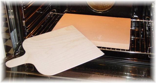 Piastra per pizza pietra per pizza - Piastra refrattaria per forno casalingo ...